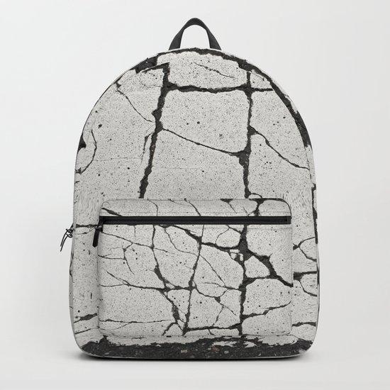 Cracked Crossing Backpack