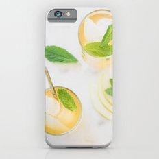 Summer in a glass iPhone 6s Slim Case