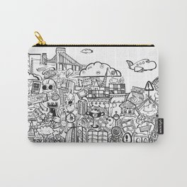 Travel with Pen,so? Carry-All Pouch