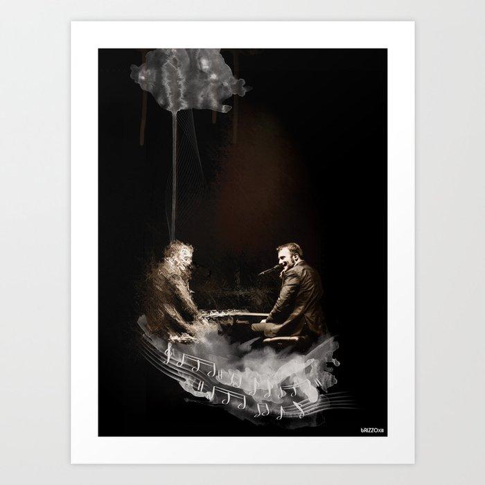 duo gualaZZi Art Print