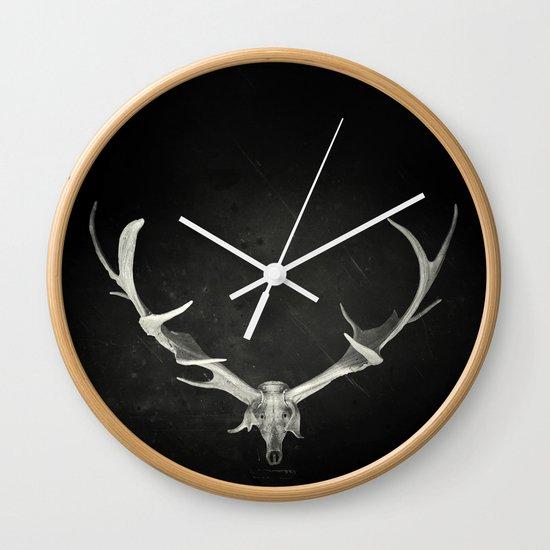 Dead King Wall Clock