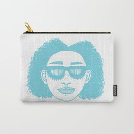 Wild Head Carry-All Pouch