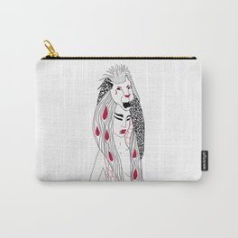 Leo / 12 Signs of the Zodiac Carry-All Pouch