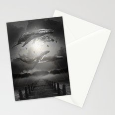 The Space Between Dreams & Reality II Stationery Cards