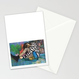 Downtown Harlem (Who Knows) Stationery Cards