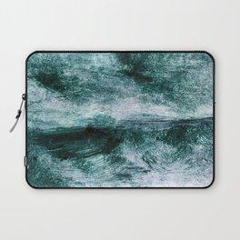Rough sea Laptop Sleeve