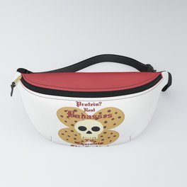 Real Badasses Eat Cookies! Fanny Pack