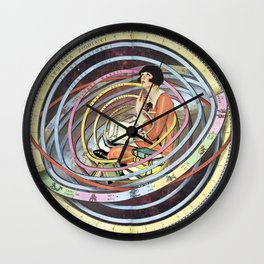 The pursuit of meaning Wall Clock
