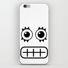 :::dientes::: iPhone & iPod Skin