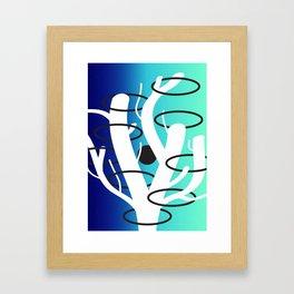 Day -011 Framed Art Print