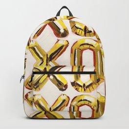 I Love You Like X O Backpack