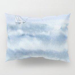 Rough Sea Pillow Sham