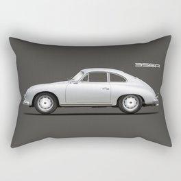 The 356A Coupe Rectangular Pillow