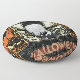 Halloween Floor Pillow