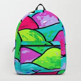 Vitro funky colors Backpack