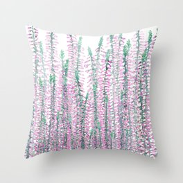 Heather Calluna Throw Pillow