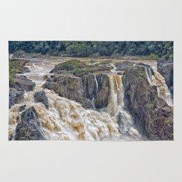 Barron Falls in Queensland Rug