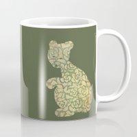 animal crew Mugs featuring animal by rysunki-malunki