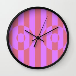Boobs Illusion Wall Clock