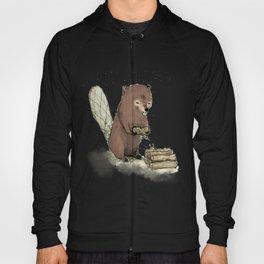 Beaver. Hoody