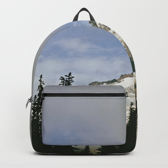 Mountain Snow Backpack