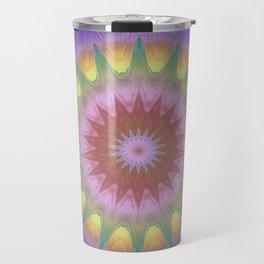 Royal Purple Ethereal Glow Travel Mug
