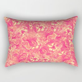 Bloomed Rectangular Pillow
