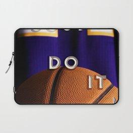 just do it again sport design Laptop Sleeve