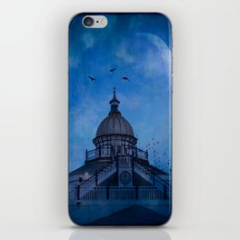 Camera Obscura - Eastbourne Pier iPhone Skin
