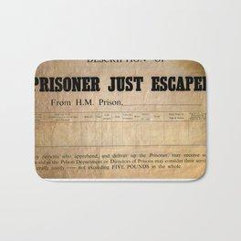 Her Majestys Prison  Bath Mat