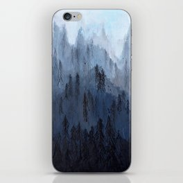 Mists No. 3 iPhone Skin
