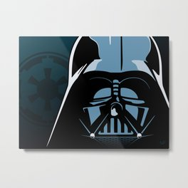 Dark Lord Metal Print