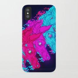 P L U N G E iPhone Case