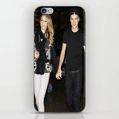 One Direction Liam Payne Danielle Peazer Payzer iPhone & iPod Skin