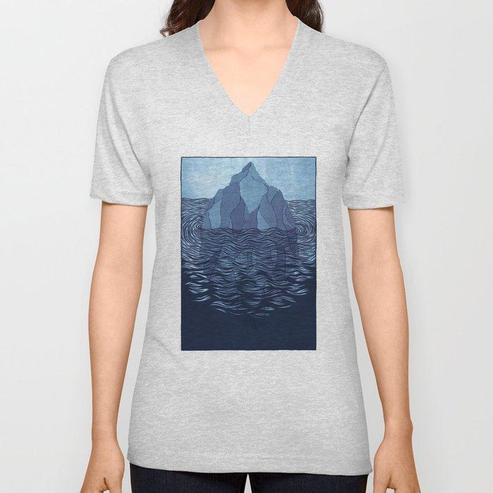 Iceberg Unisex V-Neck