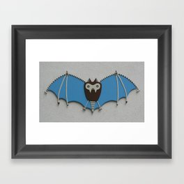 The bat! Framed Art Print