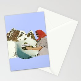 Exploring Stationery Cards