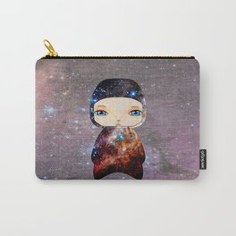 A Boy - Space Carry-All Pouch