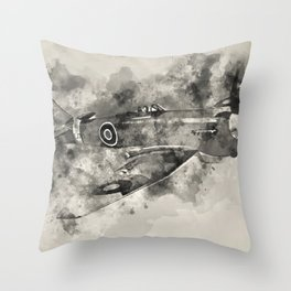 Hawker Tempest Throw Pillow