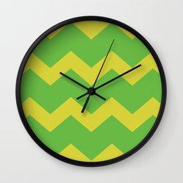 Spring Zing Wall Clock