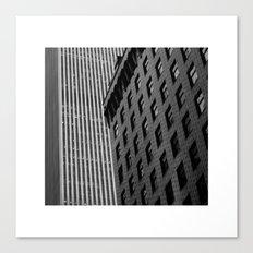 NY.Skyscraper III Canvas Print
