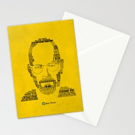 Breaking Bad:  Walter White Stationery Cards