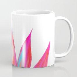 Sunny Agave Fringe Illustration Coffee Mug