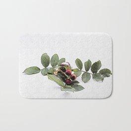 Chestnut (Castanea/ Rowan Bath Mat