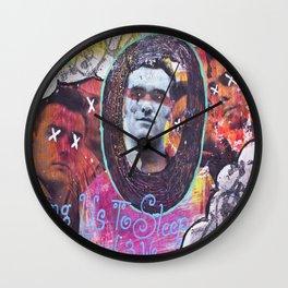 Art is Murder//The Smiths Wall Clock