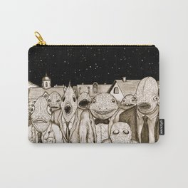 Innsmouth Meeting Carry-All Pouch