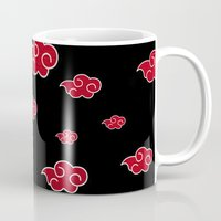 targaryen Mugs featuring AKATSUKI CLAN  by BeautyArtGalery
