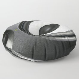 Loudspeaker Floor Pillow