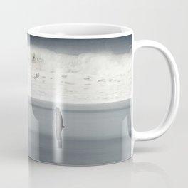 man & wave Coffee Mug