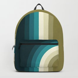 Graphic 876 // Cool & Drab Bend Backpack